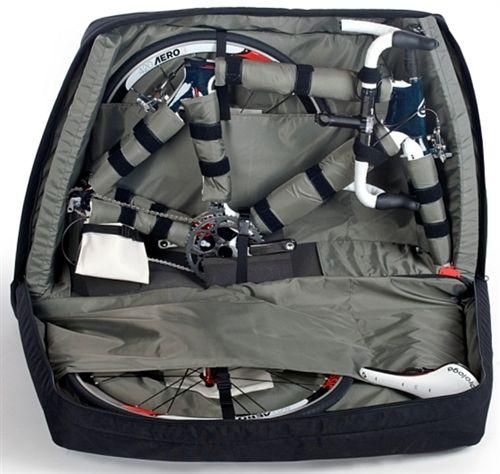 roadbike in the bag