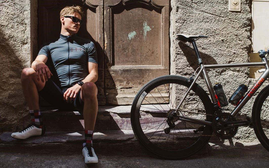 лучшая одежда для велосипедистов Ashmei