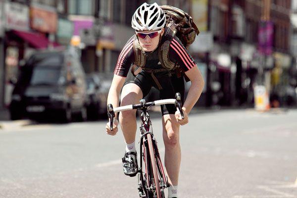 советы для начинающих велосипедистов - правила движения