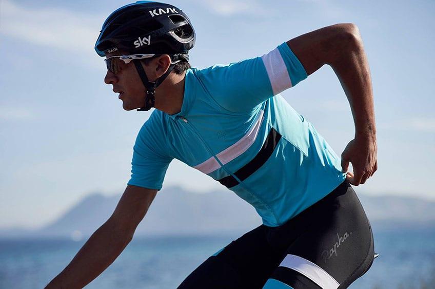 лучшая одежда для велосипедистов Rapha