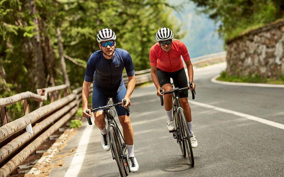 лучшая одежда для велосипедистов Gore Wear