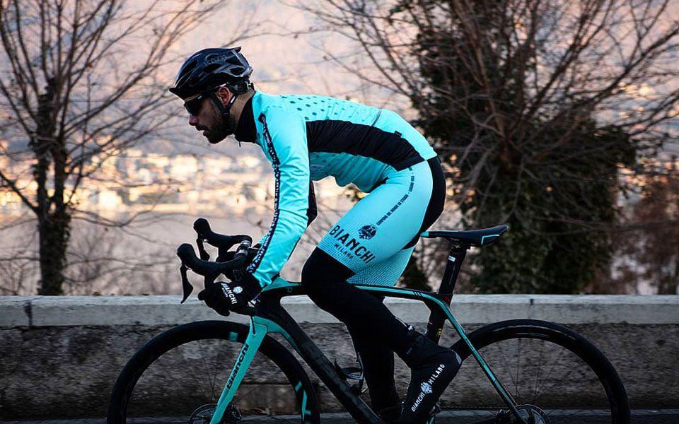 лучшая одежда для велосипедистов Bianchi Milano