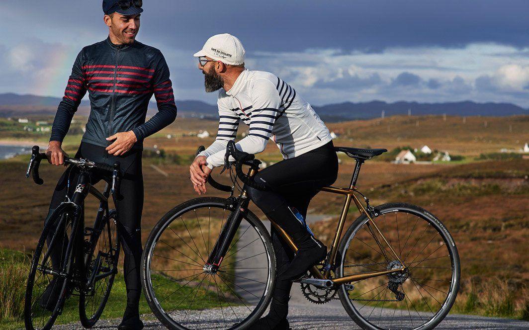 лучшая одежда для велосипедистов Cafe du Cycliste