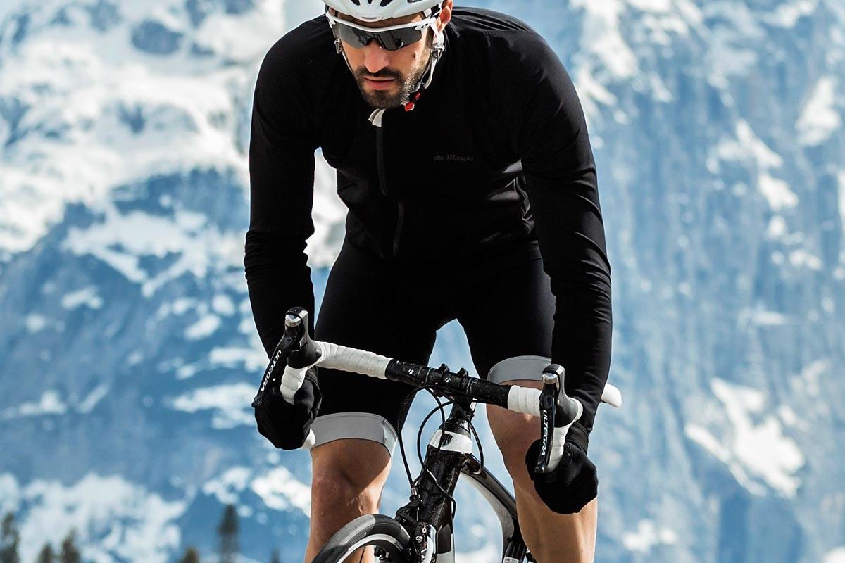лучшая одежда для велосипедистов De Marchi