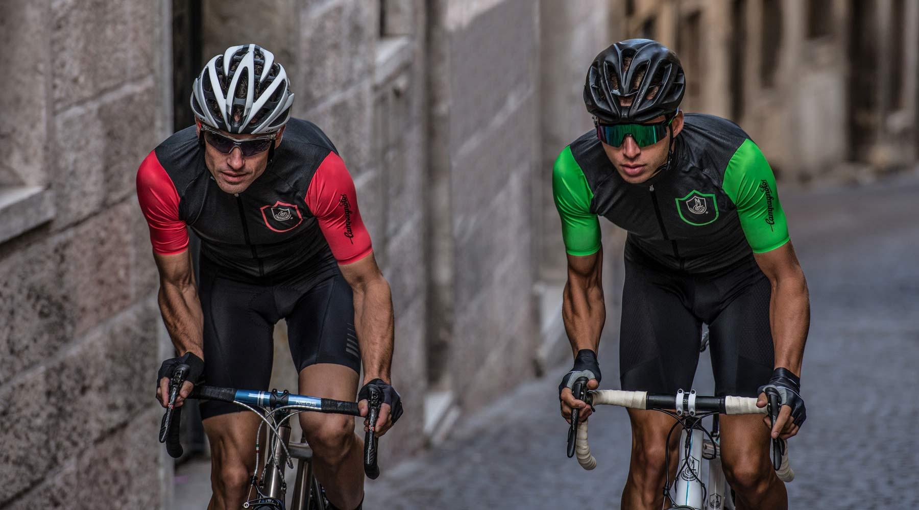 лучшая одежда для велосипедистов Campagnolo