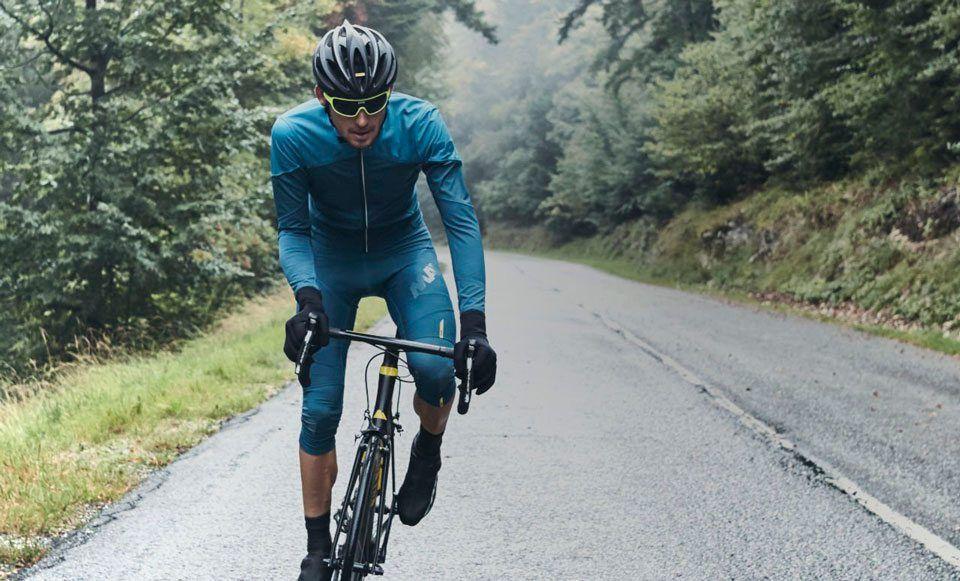 лучшая одежда для велосипедистов Mavic