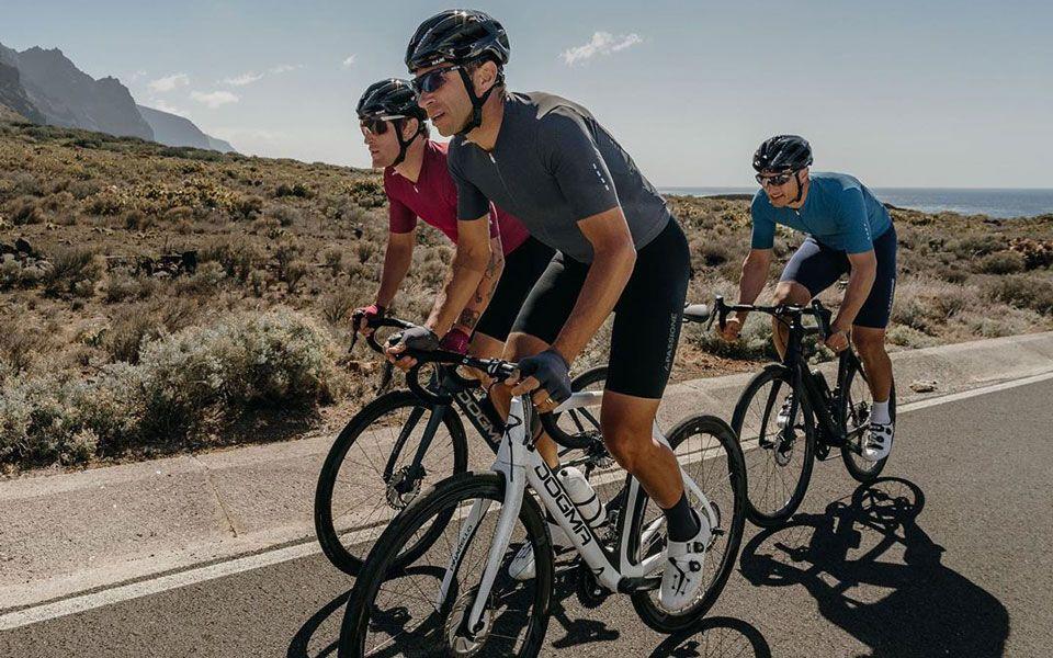 лучшая одежда для велосипедистов La Passione