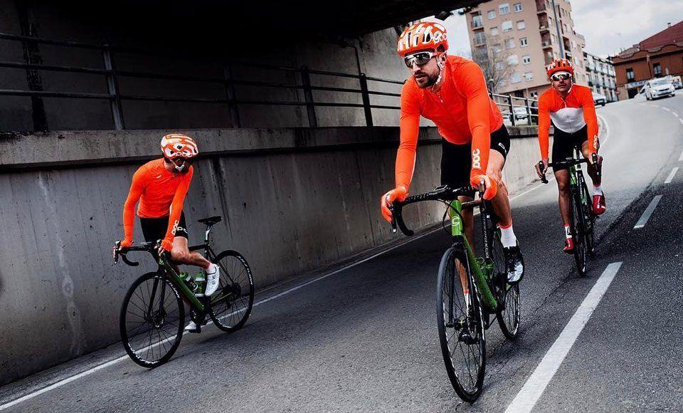 лучшая одежда для велосипедистов POC