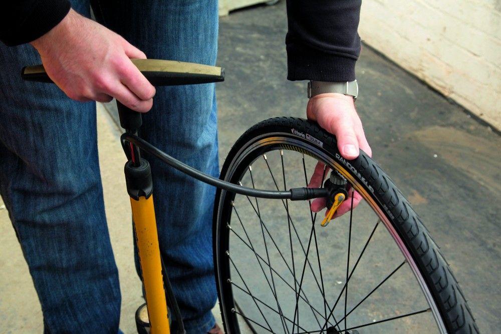 советы для начинающих велосипедистов - как устранить прокол