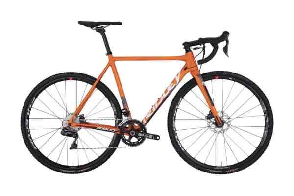 Обзор шоссейных велосипедов Cyclocross Bike